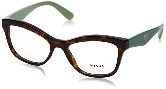 Prada Womens PR 29RV Eyeglasses