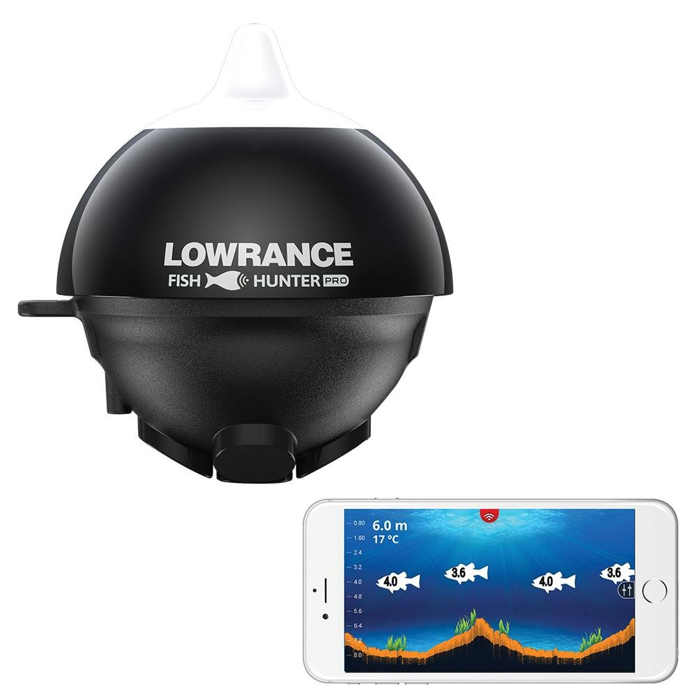 Lowrance FishHunter Pro Castable Sonar by Lowrance