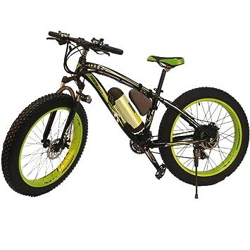 Eléctrico – Prescott grasa de bicicleta para bicicleta de montaña para bicicleta de nieve con extraíble