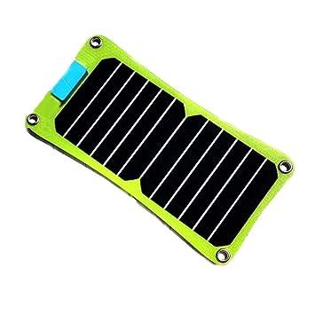Cargador Solar Banco De Energía con Cargador Portátil para ...