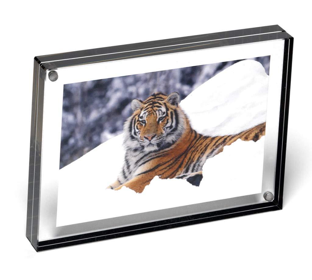 Canetti Original Magnet Frame 5 x 7 Graphite Edge LC305K