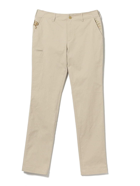 (ビームスゴルフ)BEAMS GOLF/パンツ ORANGE LABEL/ツアー ロゴ パンツ メンズ BEIGE M   B07QF8N5LY