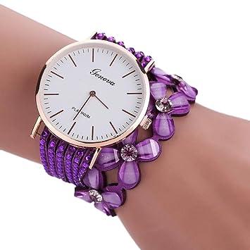 56d7f28eebbb Xinantime Relojes Pulsera Mujer