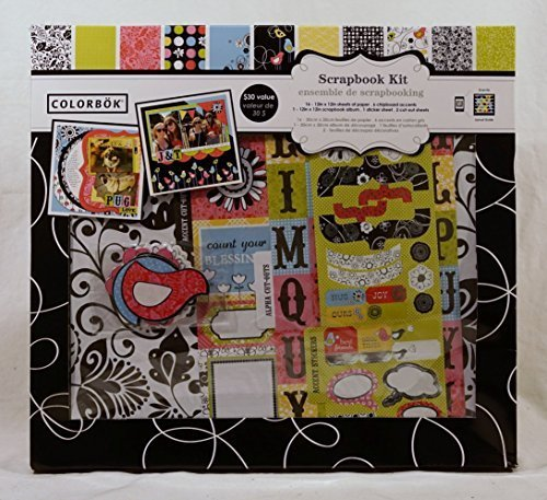 - COLORBOK Scrapbook Kit - Bright Bird by Colorbok