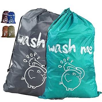 Amazon.com: Unicité Bolsa de lavandería grande (36 x 25 ...