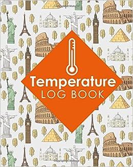 temperature log book freezer temperature log template temperature
