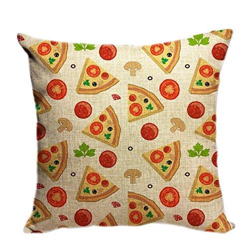 Pillow Cover Funda de cojín decorativa para sofá, funda de ...