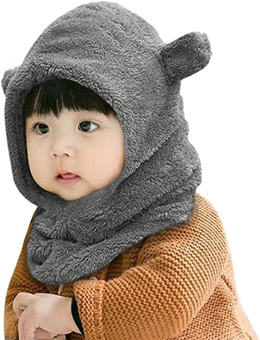 Carter/'s Boys or Little Boys Winter Hat and Gloves Set Kids Age 4-7