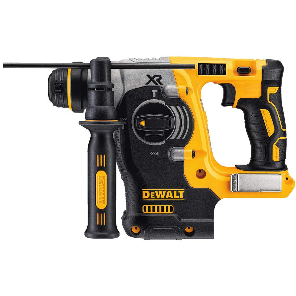 Dewalt DCH273BR 20V MAX Cordless Lithium-Ion Brushless SDS 3-Mode 1 in. Rotary Hammer Bare Tool Renewed