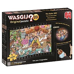 Jumbo 619113 Puzzle Concorso Di Pasticceria