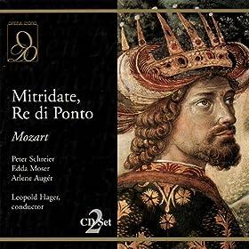 """Amazon.com: Mitridate, Re di Ponto: Act II, """"Non più"""