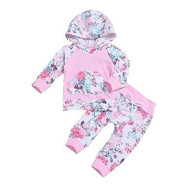 Amazon.com: Bokeley - Conjunto de ropa para recién nacido ...