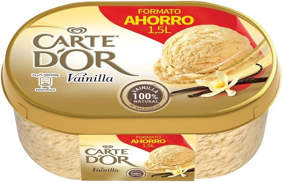 Carte DOr Original Vainilla - 1500 ml: Amazon.es ...