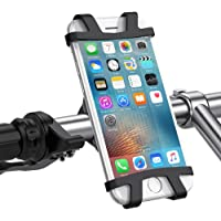 UGREEN Bike Phone Mount Bicycle Holder 4 To 6.2 Inch Phone Screen Compatible For Iphone 11 Pro Xs Max Xr X 10 8 7 6 Plus…