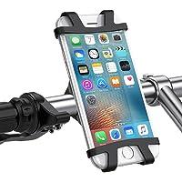 UGREEN Soporte Celular para Bicicleta, Motocicleta y Carreola, Bike Holder, Bike Mount Universal para iPhone XS iPhone XR iPhone, Samsung, Xiaomi, Huawei LG o Otro Smartphone