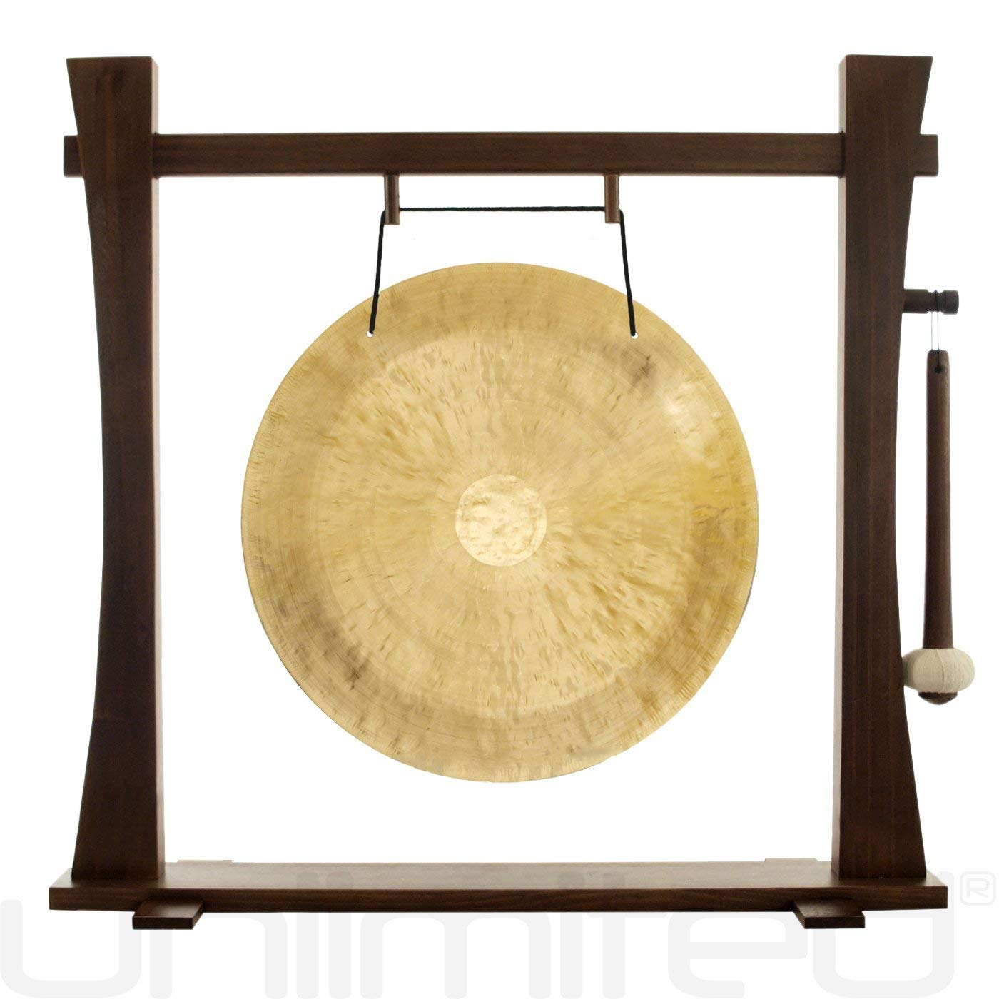 16'' to 18'' Gongs on the Spirit Guide Gong Stand
