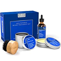 Deals on Beard Grooming Kit for Fathers Day Gift