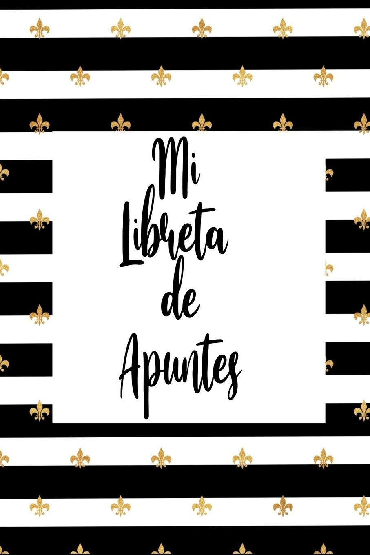 Amazon.com: Mi Libreta de Apuntes: Libreta De Apuntes ...