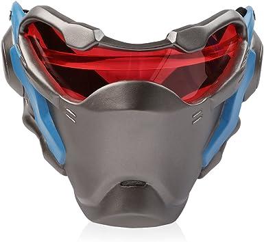 NEW Overwatch OW Soldier 76 Foam Mask Helmet Cosplay Hallow
