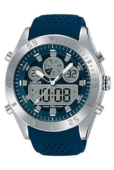 Lorus R2341LX9 Reloj de pulsera para hombre