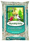 Morning Song 1022047 Clean and Free Wild Bird Food, 10-Pound, My Pet Supplies