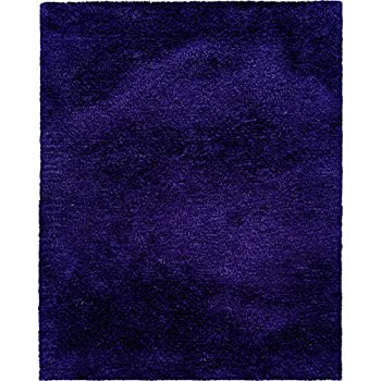 Oriental Weavers 81108 Cosmo Shag Area Rug, 3-feet 3-inch By 5-feet 3-inch, Purple 1