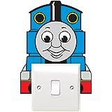 Thomas and Friends Train Light Switch Sticker Children's Bedroom Playroom Fun Adhesive Vinyl