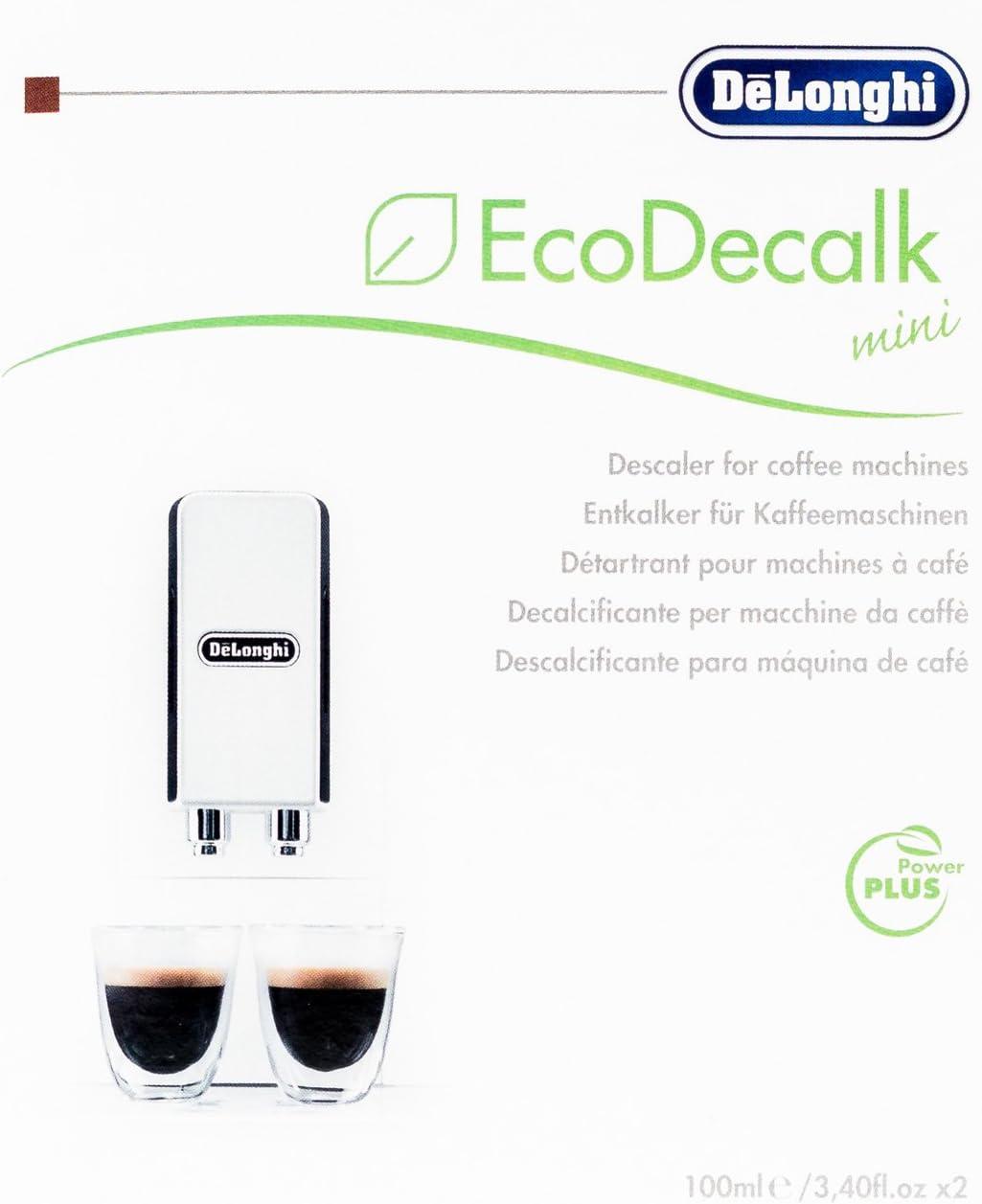 DeLongui Sparpack Nokalk - Antical para cafeteras automáticas (8 ...