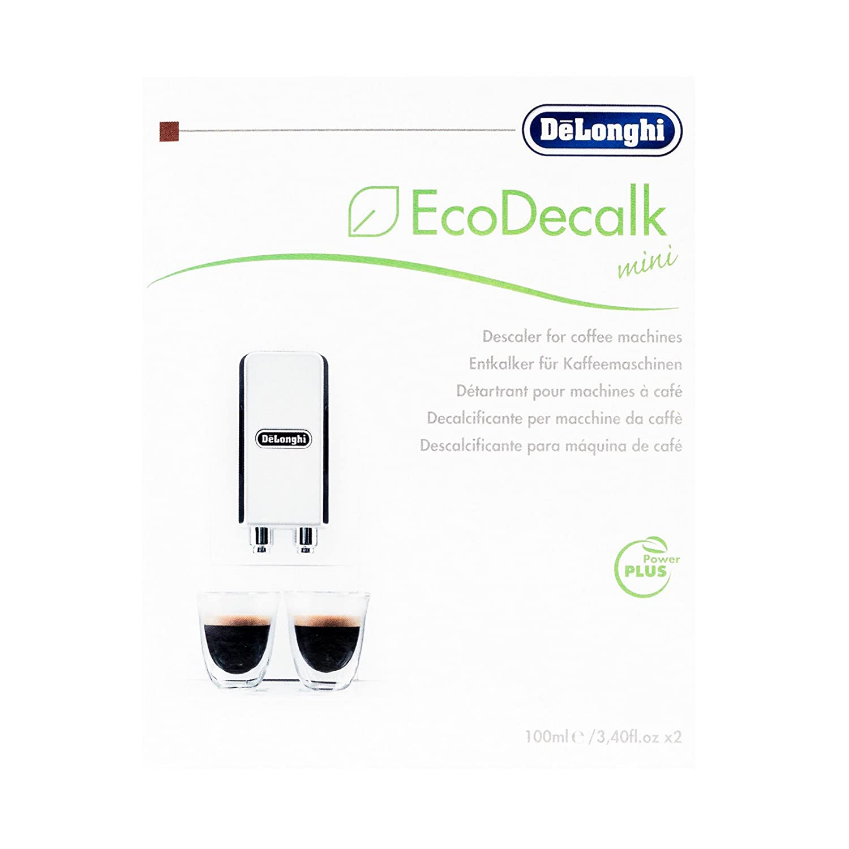 Delonghi Nokalk - Decalcificador para máquinas de café (5 sets de 2 x 100 ml): Amazon.es: Hogar