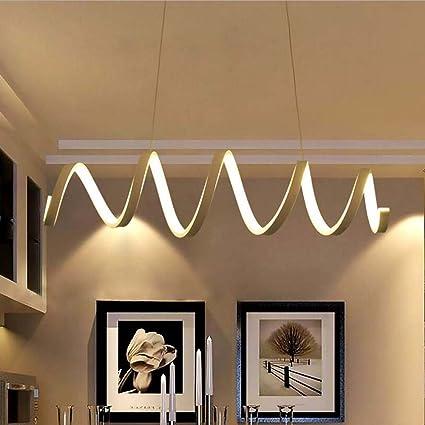Adjustable Light Chandelier Retro Chandelier Spiral Light Hanging Lamp Iron  Lamp Industrial Lamp Hanging Lamp (