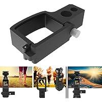 Tineer Scheda Piastra Adattatore di espansione in Alluminio CNC per DJI Osmo Pocket Handheld Gimbal Accessorio per Fotocamera