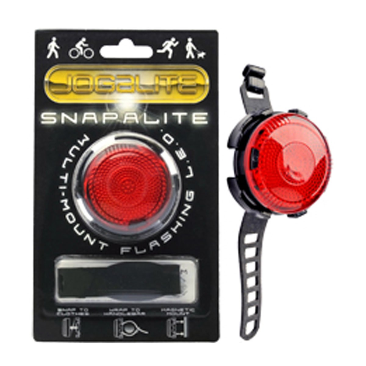 Jogalite Snapalite LED Snap On Strobe Light