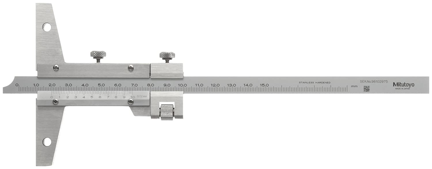 Mitutoyo MT527-101 DEPTH GAUGE VERNIER 150MM 527-101