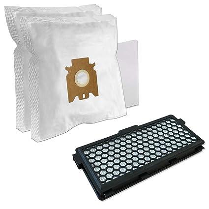 Sacchetto per la polvere adatto per Miele EcoLine S 4 Sacchetto per aspirapolvere sacchetti di polvere sacchetto