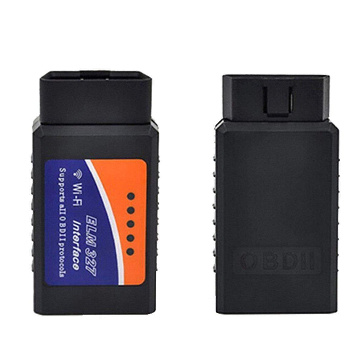 AVOLUTION Car Diagnostic Black Tool for Car DVD Phone