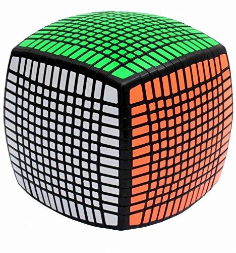 YJ Moyu 13x13x13 Speed Cube Puzzle Black - 5