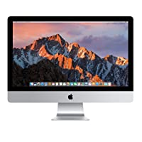 Deals on Apple iMac MNEA2LL/A 27-in Desktop w/Intel Core i5, 8GB RAM