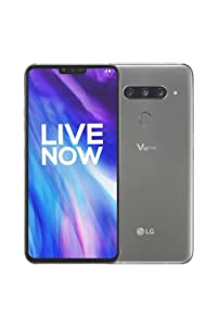 LG V40 ThinQ (Grey, 6GB RAM, 128GB Storage) Without Offers