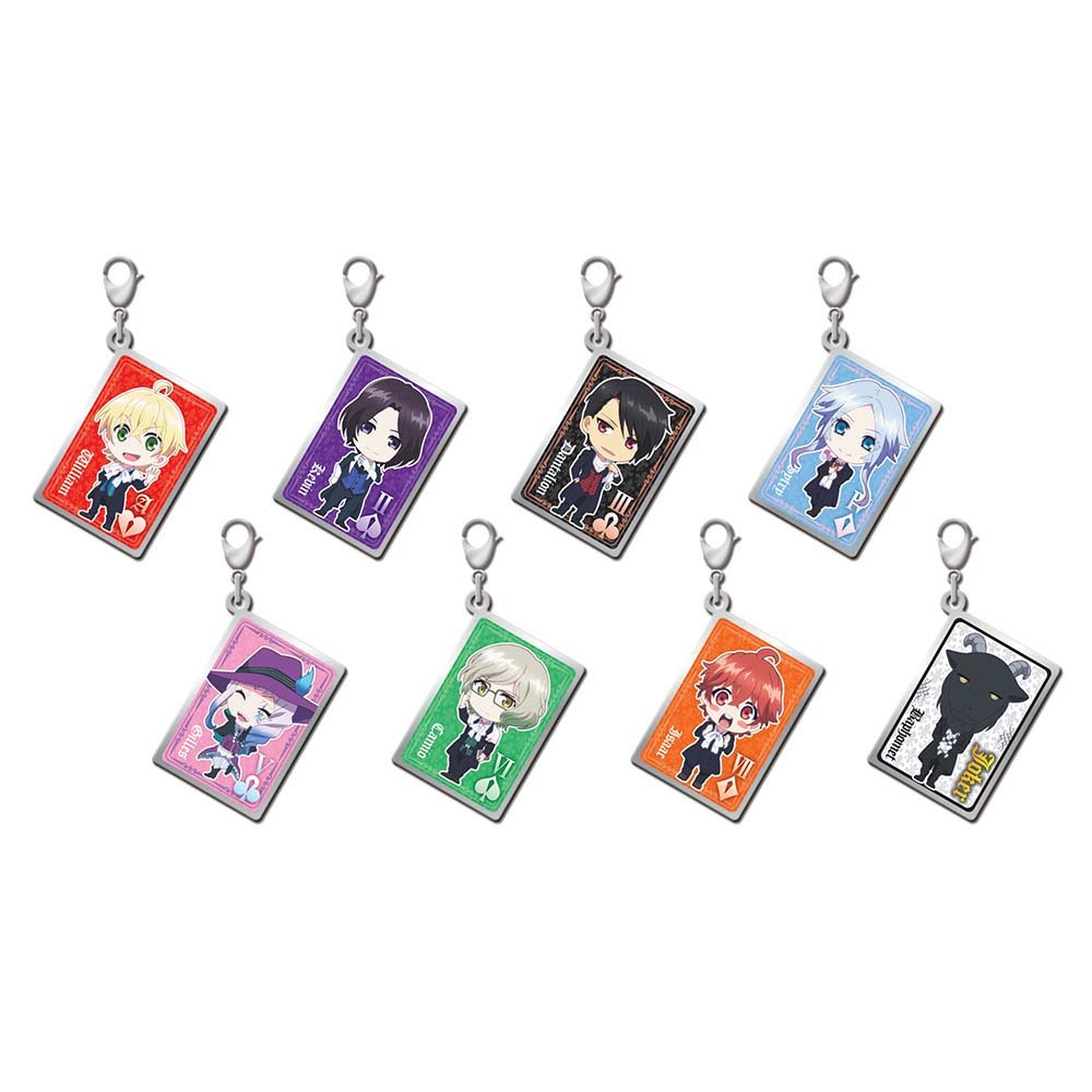 Makai Prince devils and realist Trump Charm Collection BOX (japan import) Media Factory