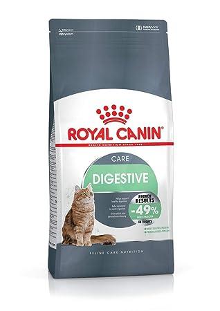 Royal Canin Comida para gatos Digestive Care 2 Kg: Amazon.es: Productos para mascotas