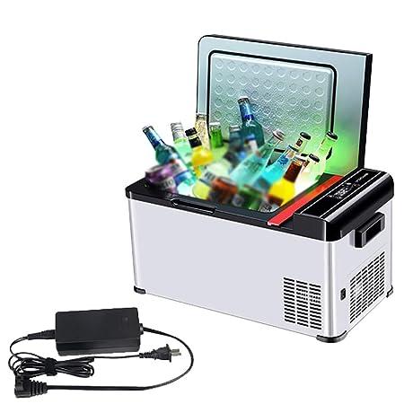LZY Refrigerador portátil para Coche Refrigerador eléctrico Mini ...