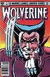 #8: Wolverine (Ltd. Series) #1 VF ; Marvel comic book