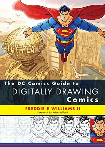 The DC Comics Guide to Digitally Drawing ()