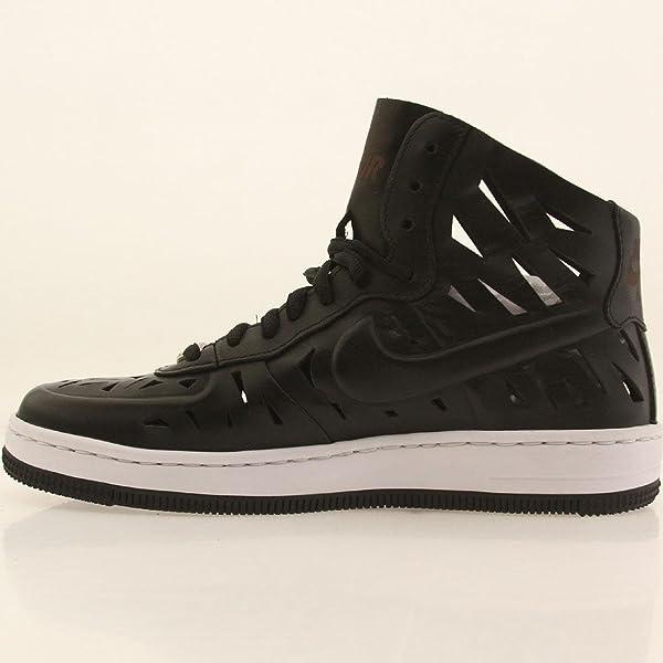 305161a850 NIKE SPORTSWEAR WOMENS AF1 ULTRA FORCE MID JOLI SNEAKER Black -  Footwear/Sneakers 7.5. Back. Double-tap to zoom