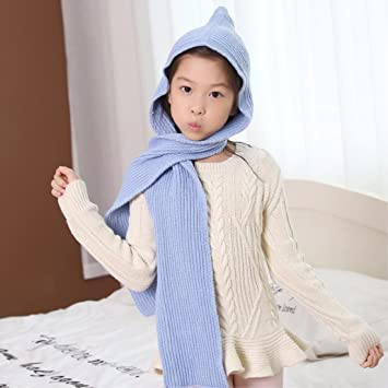 QIER-MZ Casquillo De La Mujer Primavera Otoño Aire Acondicionado Sombrero  Sombrero De La Bufanda c10c4ade43b