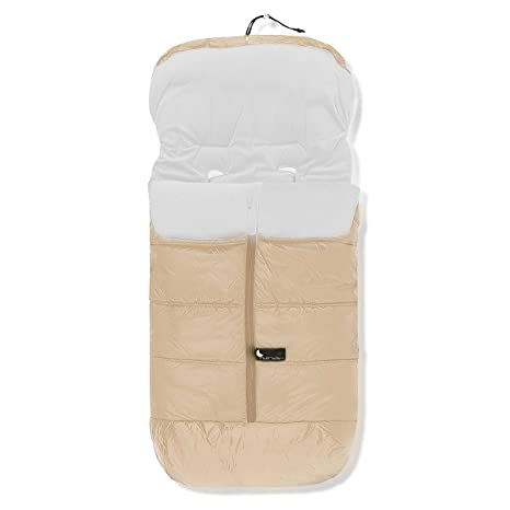 Interbaby 10024-05 - Saco de abrigo universal, Beige