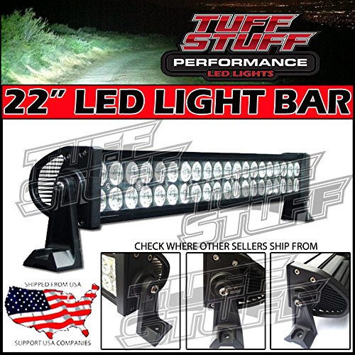 Tuff stuff performance 22 off road led light bar floodspot combo tuff stuff performance 22 off road led light bar floodspot combo beam 3w cree led 120w 7500 lumenbeware if its not sold by tuff stuff it is a bad mozeypictures Gallery