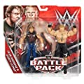 WWE Dean Ambrose & Brock Lesnar Action Seried 43 B Figures, 2 Pack