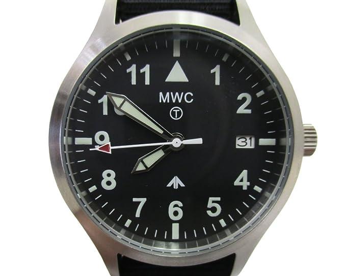 MWC Mk III Automatic 100 M Military Reloj de Pared Para ...