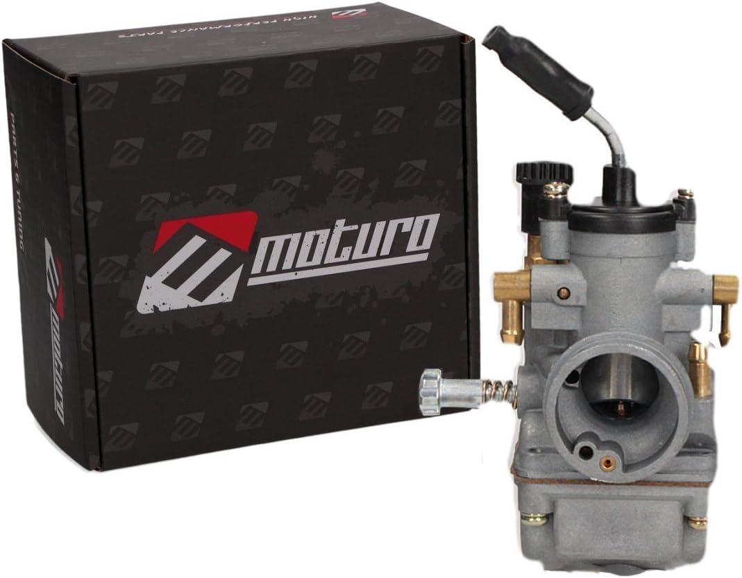 Moturo Vergaser 19mm Für 50 Sx Senior 05 08 Dirt Bike Auto